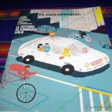 Coleccionismo de Periódico El País: EL PAÍS SEMANAL Nº 1964. 18-5-2014. EL FUTURO SE CONDUCE SOLO, CAETANO VELOSO, DANI ROVIRA... BE.. Lote 43450731