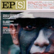 Coleccionismo de Periódico El País: EL PAIS SEMANAL Nº 1308 · OCTUBRE 2001 - PORTADA: COMANDOS: ASI SON LOS GUERREROS DEL S. XXI. Lote 43579208
