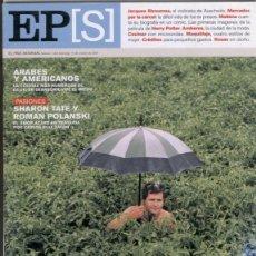 Coleccionismo de Periódico El País: EL PAIS SEMANAL Nº 1307 · OCTUBRE 2001 - PORTADA: GALICIA CONTADA A UN EXTRETERRESTRE. Lote 43579299