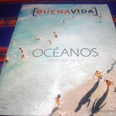 Coleccionismo de Periódico El País: EL PAÍS BUENA VIDA BUENAVIDA Nº 2. JUNIO 2014. LA REVISTA DEL BIENESTAR. OCÉANOS..... Lote 44083305