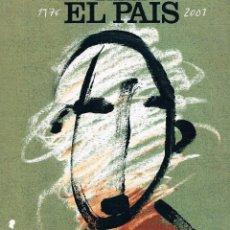 Coleccionismo de Periódico El País: EL PAÍS DE NUESTRAS VIDAS 1976 2001 REVISTA ANIVERSARIO 25 AÑOS. Lote 44716870