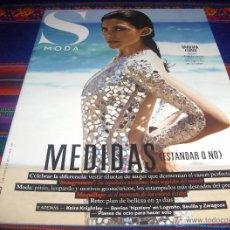 Coleccionismo de Periódico El País: EL PAÍS S MODA Nº 150. 2-8-2014. BÁRBARA LENNIE, INSTAGRAMERS, KEIRA KNIGHTLEY, BARRIOS HIPSTERS..... Lote 44814375