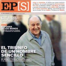 Collectionnisme de Journal El País: EL PAIS SEMANAL - Nº 1383 - MARZO 2003 - COREA DEL NORTE - AMANCIO ORTEGA - CASTAÑEDA - RON ARAD. Lote 45808041