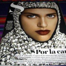 Coleccionismo de Periódico El País: EL PAÍS S MODA Nº 158. 27-9-14. DALIANAH AREKION, SWING, KERRY WASHINGTON, SARAMAGO... MBE.. Lote 45812736