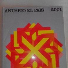 Coleccionismo de Periódico El País: ANUARIO EL PAIS - 2001 .. Lote 45845444