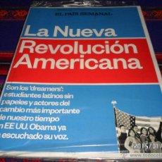 Coleccionismo de Periódico El País: EL PAÍS SEMANAL Nº 1992 Y MUJERES 30-11-14 NUEVA REVOLUCIÓN AMERICANA ESTUDIANTES LATINOS PRECINTADO. Lote 47470970