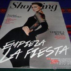 Coleccionismo de Periódico El País: EL PAÍS SHOPPING & STYLE DICIEMBRE 14. VERÓNICA BLUME. NAVIDAD CON ESTILO. BUEN ESTADO.. Lote 47472404