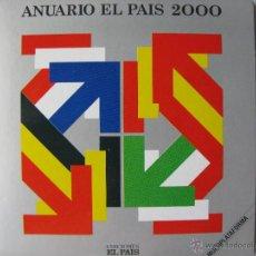 Coleccionismo de Periódico El País: LOTE ANUARIO EL PAÍS 2000 - 2001 Y 2002, EN CD. (NUEVOS - VER FOTOGRAFÍAS). Lote 49760186