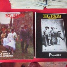 Coleccionismo de Periódico El País: EL PAÍS SEMANAL 1986. CUATRO EJEMPLARES.. Lote 51102726