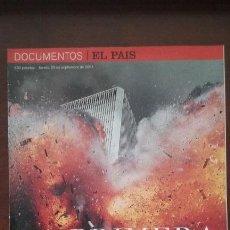 Coleccionismo de Periódico El País: 11S LA PRIMERA GUERRA DEL SIGLO XXI. DOCUMENTOS EL PAIS, 20 DE SEPTIEMBRE DE 200. Lote 50565553