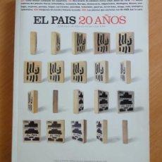 Coleccionismo de Periódico El País: REVISTA SEMANAL EL PAIS. CONMEMORATIVA 20 AÑOS. 1976 - 1996. Lote 50703262