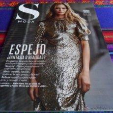 Collezionismo di Periódico El País: EL PAÍS S MODA Nº 204. 15-8-2015. FRANKIE RAYDER KATE MARA LAGERFELD Y FENDI. BE.. Lote 51301697