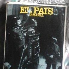 Coleccionismo de Periódico El País: EL PAÍS SEMANAL, 8 DE MARZO DE 1981, LAS 18 HORAS.. Lote 51673421
