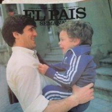 Coleccionismo de Periódico El País: EL PAIS SEMANAL 1983 REAL SOCIEDAD ARCONADA. Lote 52062147
