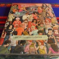 Coleccionismo de Periódico El País: EL PAÍS SEMANAL Nº 2039. 25-10-2015. LIGAR TIEMPOS MODERNOS SCHWARZENEGGER HUBBLE. FOX LIFE MAGAZINE. Lote 52344228