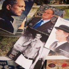 Coleccionismo de Periódico El País: 57 REVISTAS EL PAIS SEMANAL 2012,. Lote 52370786