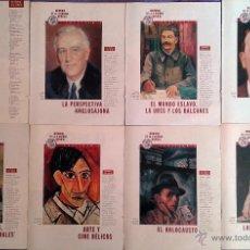 Coleccionismo de Periódico El País: COLECCIÓN COMPLETA - MEMORIA DE LA II GUERRA MUNDIAL (1995) 8 FASCÍCULOS. Lote 52744456