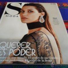 Coleccionismo de Periódico El País: EL PAÍS S MODA Nº 208. DICIEMBRE 15. BELLA HADID, QUERER ES PODER. MBE.. Lote 52979341