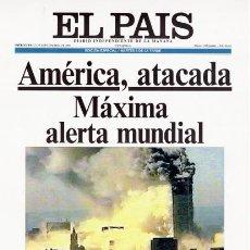 Coleccionismo de Periódico El País: 10 PORTADAS DEL PAÍS. CARTULINA. NO PERIÓDICOS. Lote 53501340