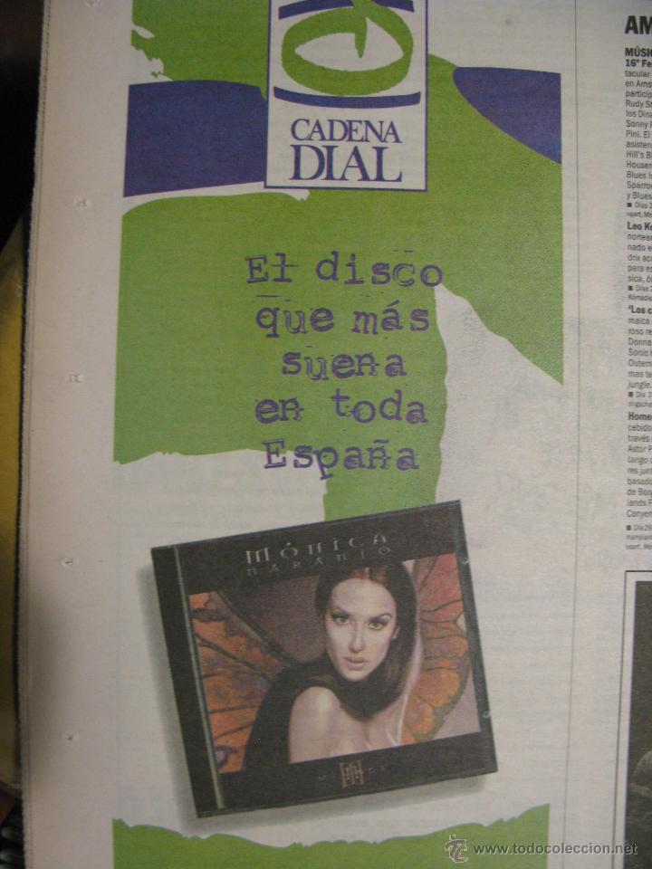 Coleccionismo de Periódico El País: TENTACIONES. TOMATITO Y MICHEL CAMILO. 24 MARZO DE 2000. ANUNCIOS: MONICA NARANJO, LUZ, THE CURE,... - Foto 2 - 51423510