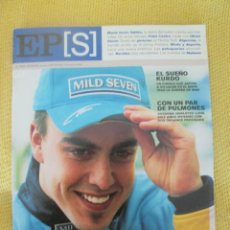 Coleccionismo de Periódico El País: EL PAIS SEMANAL Nº 1385 AÑO 2003. Lote 55138696