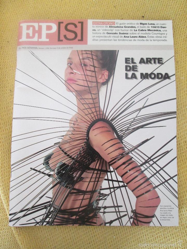 EL PAIS SEMANAL Nº 1358 AÑO 2002 (Coleccionismo - Revistas y Periódicos Modernos (a partir de 1.940) - Periódico El Páis)