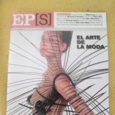 Coleccionismo de Periódico El País: EL PAIS SEMANAL Nº 1358 AÑO 2002. Lote 56664642