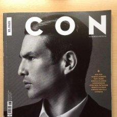 Coleccionismo de Periódico El País: REVISTA ICON Nº16 (MAYO 2015) - MANZANARES. Lote 57383962