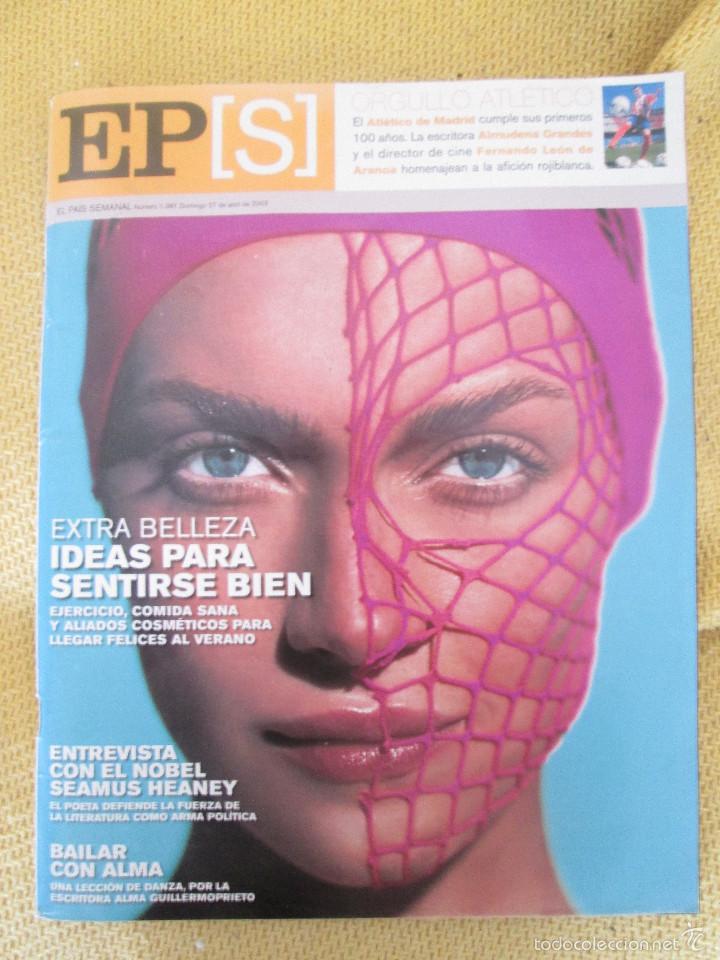 EL PAIS SEMANAL Nº 1387 AÑO 2003 (Coleccionismo - Revistas y Periódicos Modernos (a partir de 1.940) - Periódico El Páis)
