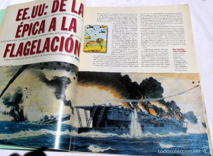 Coleccionismo de Periódico El País: Memoria de la II Guerra Mundial 1936/1945 El Pais - Foto 3 - 57913372