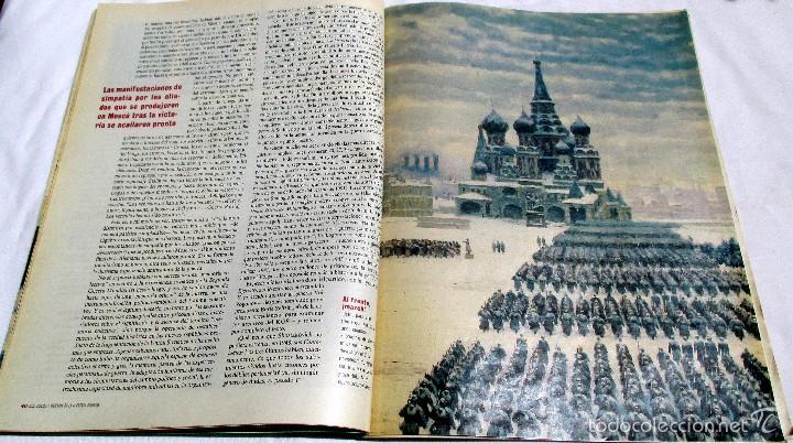 Coleccionismo de Periódico El País: Memoria de la II Guerra Mundial 1936/1945 El Pais - Foto 5 - 57913372