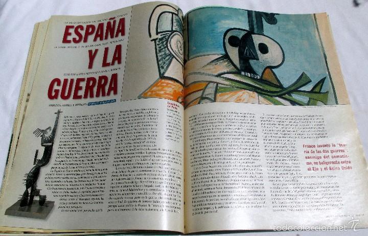 Coleccionismo de Periódico El País: Memoria de la II Guerra Mundial 1936/1945 El Pais - Foto 8 - 57913372