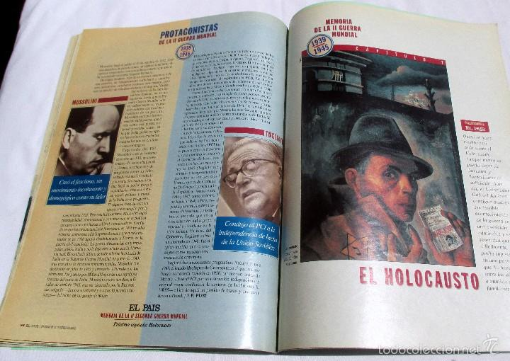 Coleccionismo de Periódico El País: Memoria de la II Guerra Mundial 1936/1945 El Pais - Foto 10 - 57913372
