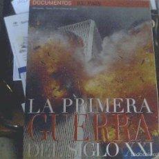 Coleccionismo de Periódico El País: DOCUMENTOS EL PAÍS - JUEVES 20 DE SEPTIEMBRE DE 2001. Lote 59197135