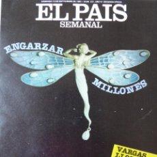 Coleccionismo de Periódico El País: EL PAÍS SEMANAL Nº 231 AÑO 1981. Lote 60948459