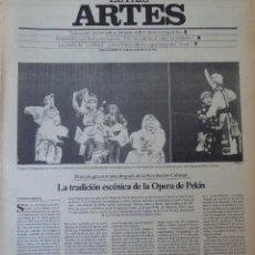 Coleccionismo de Periódico El País: ARTES. SUPLEMENTO EL PAÍS. AÑO II Nº 30. 1980. Lote 60952963