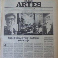 Coleccionismo de Periódico El País: ARTES. SUPLEMENTO EL PAÍS. AÑO II Nº 31. 1980. Lote 60952999