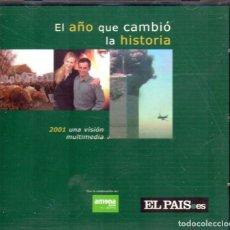 Coleccionismo de Periódico El País: EL PAIS 2001 ANUARIO MULTIMEDIA. Lote 62146788