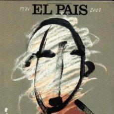 Coleccionismo de Periódico El País: EL PAIS. DIARIO. NUMERO ESPECIAL 1976-2001. Lote 62657248