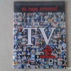 Coleccionismo de Periódico El País: EL PAIS SEMANAL, Nº 1.048 - 27/11/1996 - HEROES DEL SILENCIO, NICOLE KIDMAN, MARILYN MONROE .... Lote 62968808