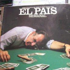 Coleccionismo de Periódico El País: EL PAIS SEMANAL. Nº 642 DE 1989. Lote 66204202