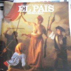 Coleccionismo de Periódico El País: EL PAIS SEMANAL. Nº 635 DE 1989. Lote 66204334