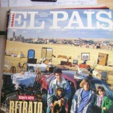 Coleccionismo de Periódico El País: EL PAIS SEMANAL Nº 186 DE 1994. Lote 68147981