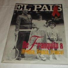 Coleccionismo de Periódico El País: SEMANAL EL PAIS NOVIEMBRE 1992 TERCERA EPOCA. Lote 68952973