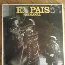 Coleccionismo de Periódico El País: EL PAIS SEMANAL DOMINGO 8 MARZO 1981 NUM 204. Lote 58532403