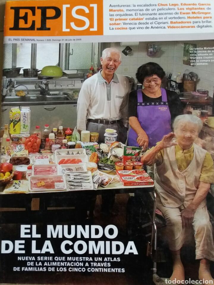 EL PAIS SEMANAL N°1505. AÑO 2005 (Coleccionismo - Revistas y Periódicos Modernos (a partir de 1.940) - Periódico El Páis)