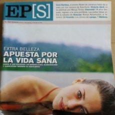 Coleccionismo de Periódico El País: EL PAIS SEMANAL N° 1438. AÑO 2004. Lote 69687854