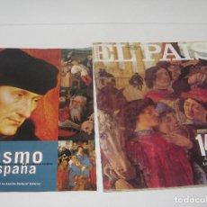 Coleccionismo de Periódico El País: REVISTA SEMANAL EL PAIS (11/10/1992) Y ERASMO EN ESPAÑA. Lote 70252313