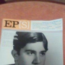 Coleccionismo de Periódico El País: REVISTA EL PAÍS SEMANAL N'1435 AÑO 2004 PORTADA PEDRO ALMODOVAR.. Lote 71024098