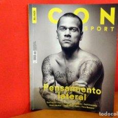 Coleccionismo de Periódico El País: REVISTA ICON SPORT Nº4 (OTOÑO 2016) - DANI ALVES.. Lote 77505805